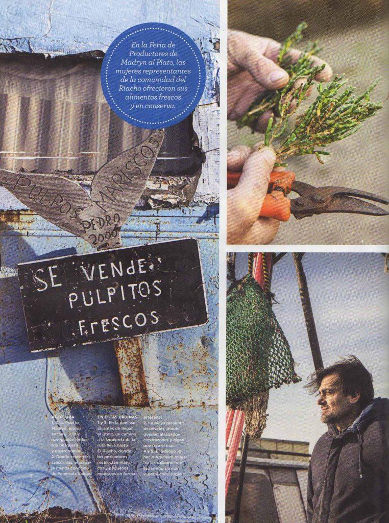Agosto de 2014 Revista El Gourmet- Pág 78,88- Sección Festivales- Puerto Madryn (4)